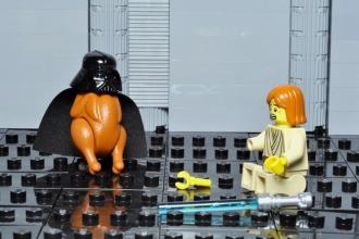 Luke, je suis ton poulet !
